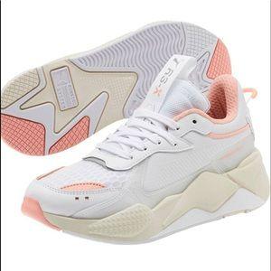 PUMA RS-X TECH White-Peach